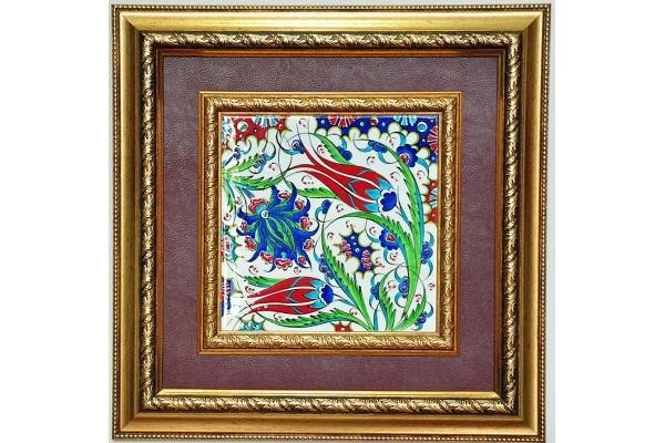Framed Ceramic Tiles