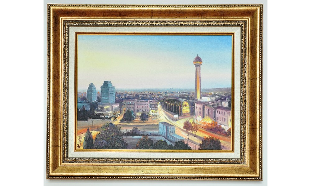 City of Ankara Painting