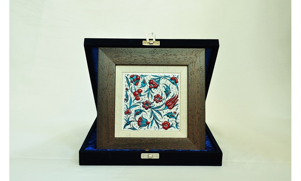 Framed Ceramic